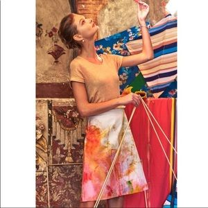 Anthro Painters Palette Skirt by Claire Desjardins